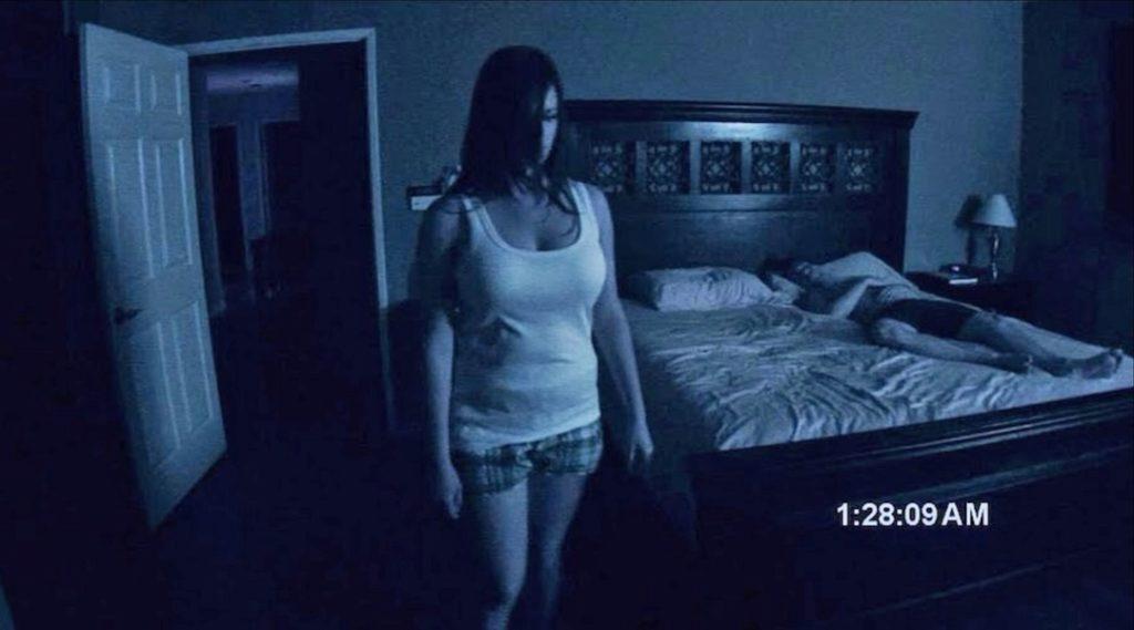 Paranormal Activity - Horror Film Series