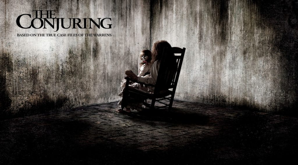 The Conjuring - Horror Film Series