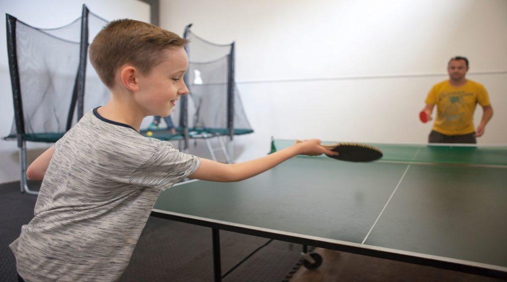 Table Tennis (TT)