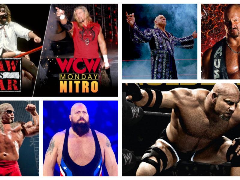 WCW Superstars