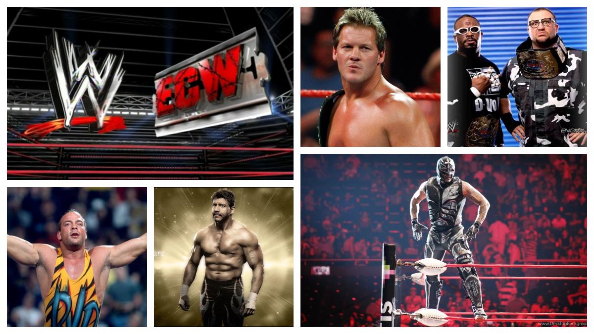 ECW Superstars