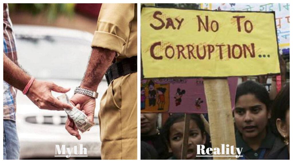 High Corruption